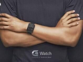 Relógio inteligente da LG com Android chegará em julho ao Reino Unido