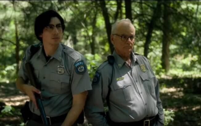 Adam Driver e Bill Murray no trailer de