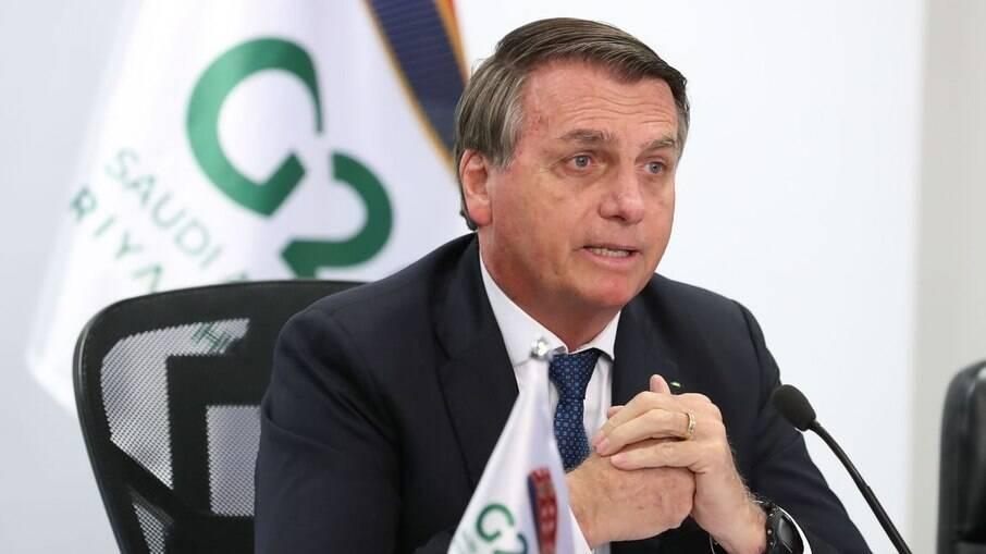 Presidente Jair Bolsonaro sempre negou que nunca houve casos de corrupção em seu governo