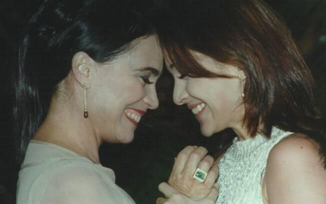 Regina Duarte interpretou Helena, uma das grandes mães das novelas