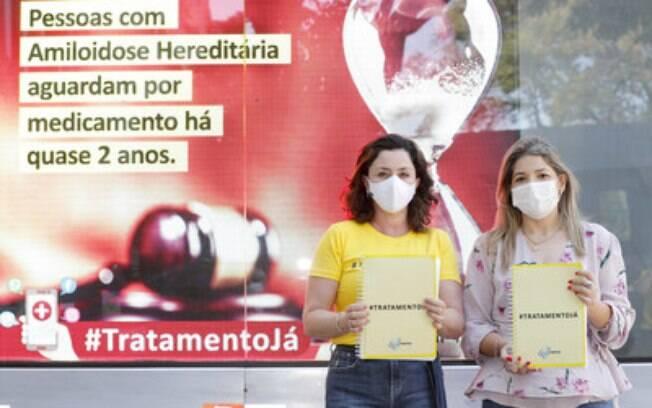Manifesto de associações de pacientes cobra representantes do governo sobre acesso ao tratamento adequado para doença rara