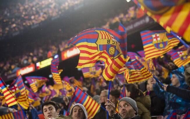 Barcelona precisa reverter o 3 a 0 do jogo de ida das quartas de final