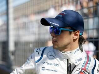 Massa chegou em quarto na corrida da Austrália