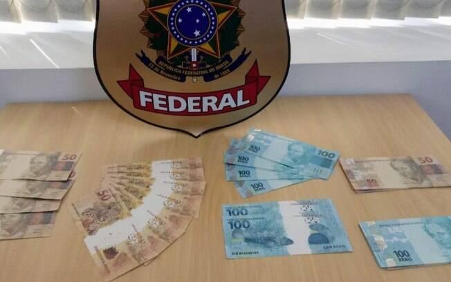 PF de Campinas prende homem que comprou dinheiro falso pela internet