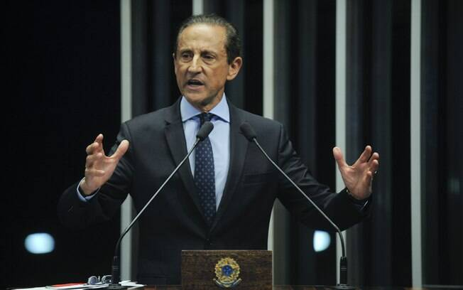 """Paulo Skaf, presidente da Fiesp, disse que a reforma trabalhista é uma """"vitória da sociedade e do Brasil"""""""