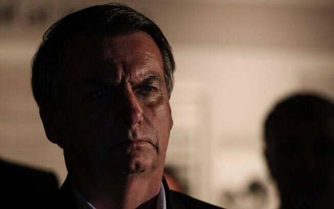 Presidente Bolsonaro compartilhou texto que chama Brasil de 'ingovernável'