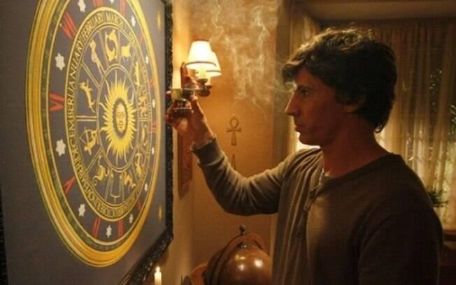 Leonardo Brício encarna o papel título da super produção