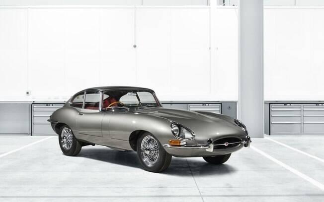 Jaguar E-Type: raridade fabricada em 1965 será a primeira de uma leva de 10 unidades restauradas pela fábrica