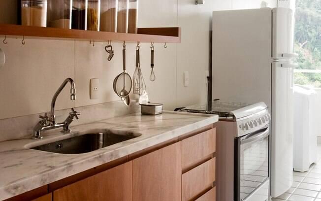 decoracao interiores apartamentos pequenos:Apartamentos pequenos cheios de espaço – Decoração – iG