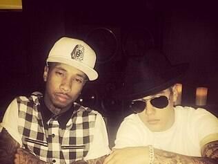 Justin Bieber postou foto com a frase