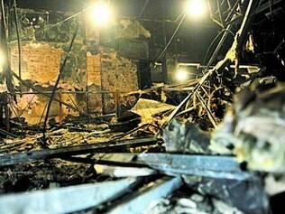 Fogo dentro de boate matou 242 pessoas em janeiro de 2013