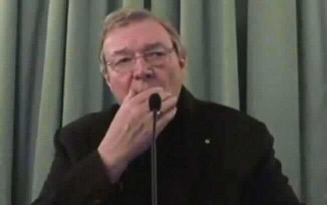 Cardeal George Pell foi condenado por pedofilia na Australia