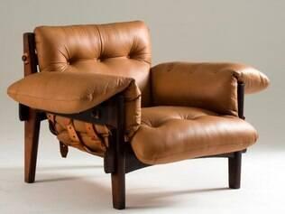 A confortável poltrona Mole, de Sérgio Rodriguez, ganhou o mundo após vencer o Concurso Internacional do Móvel em 1961