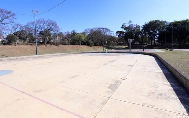 Lagoa do Taquaral, em Campinas, terá pista de skate Street