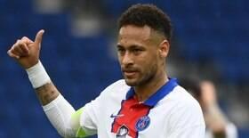PSG anuncia renovação de Neymar até 2025: