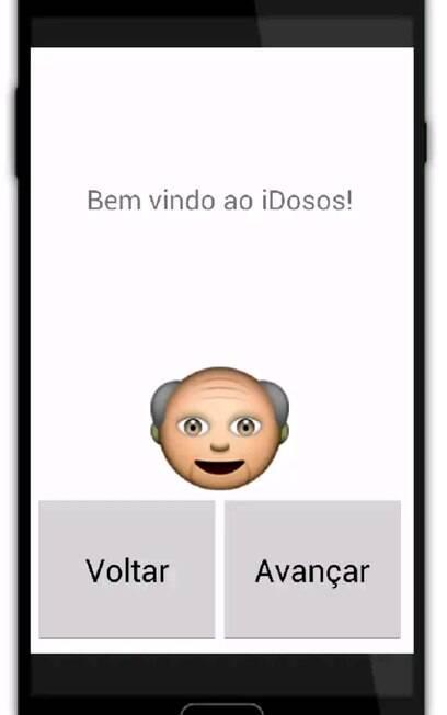 app idoso
