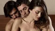 Ménage à trois exige cuidados, mas pode dar certo para o casal