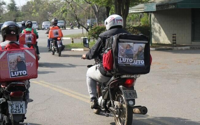 Agendamento para testes de covid-19 em motoboys já está disponível
