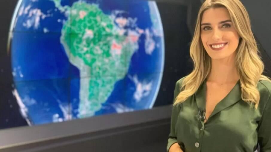 O pai da apresentadora foi resgatado em Miami