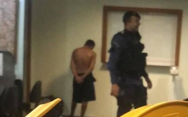 O caso aconteceu na região central do Distrito Federal, nesta quarta-feira (25).