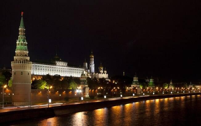 O governo russo cortou relações com a Geórgia em 2008, depois da guerra que