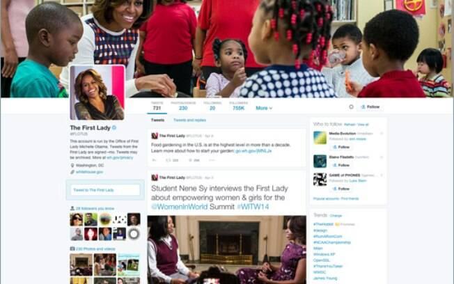 Novo perfil do Twitter destaca fotos do usuário e da sua linha do tempo