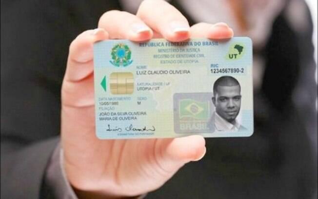 Novo documento de identidade: apenas passaporte e Carteira Nacional de Habilitação não serão substituídos