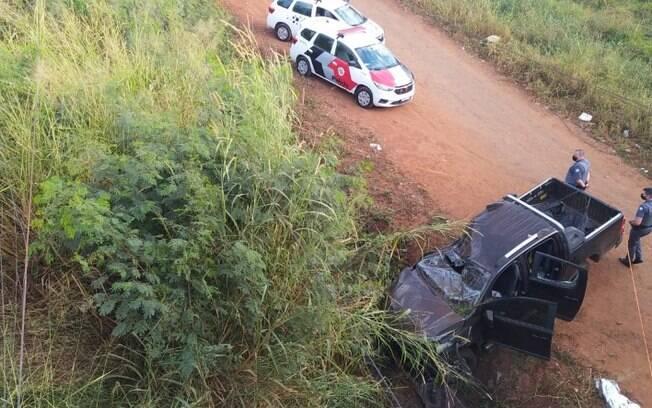 Motorista morre após capotar e cair da Rod. Adalbeto Pazan, em Campinas