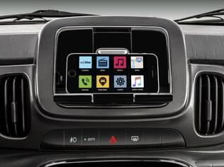 Fiat Mobi Drive pode vir com multimídia LiveOn