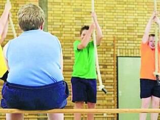 Somente 44% dos entrevistados cariocas estavam com peso adequado para a altura