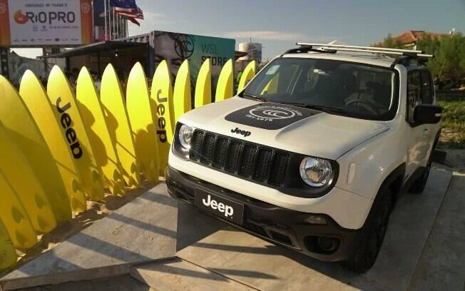 Jeep Renegade WSL: Edição especial, com unidades contadas, traz visual exclusivo