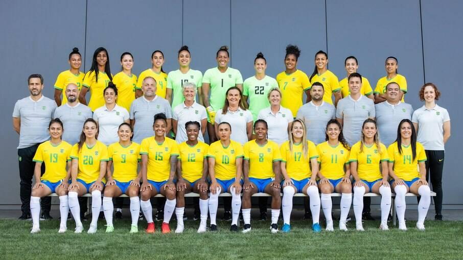 Seleção Feminina 2021