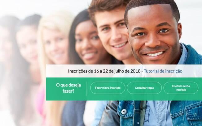Inscrição para o Fies é realizada pelo site do Fundo de Financiamento Estudantil, a partir de um cadastro