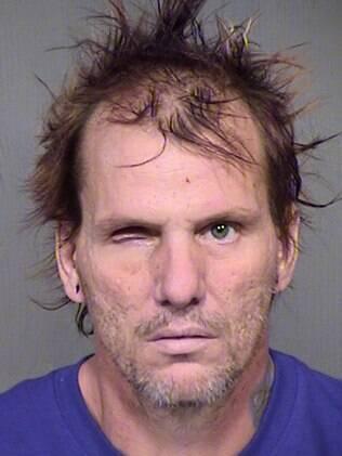 Escritório do xerife do condado de Maricopa  mostra foto de Kenneth Dale Wakefield, acusado de decapitar a mulher nos EUA (Arquivo)