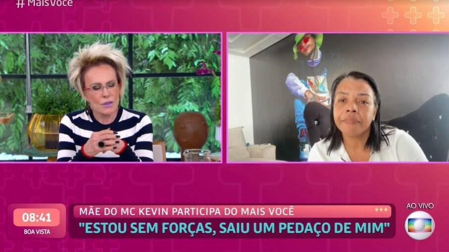 Valquíria Nascimento, mãe de MC Kevin