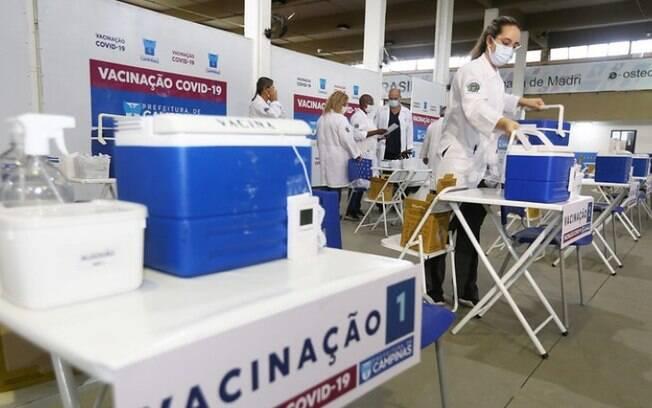 Instituto abre cadastro para voluntários de Campinas para teste clínico da Covaxin