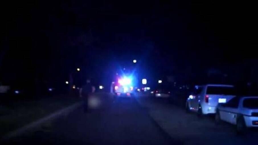 Homem é baleado, chama polícia e é atropelado por viatura