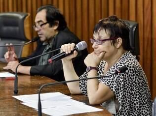 Amelinha milita pelos direitos dos presos políticos e também pelas mulheres