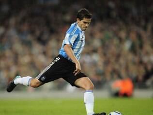 Volante do Boca é importante no meio-campo da seleção argentina
