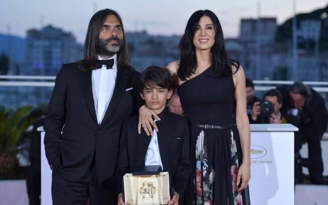 A cineasta libanesa Nadine Labaki, premiada em Cannes, é um dos destaques da Mostra de SP com