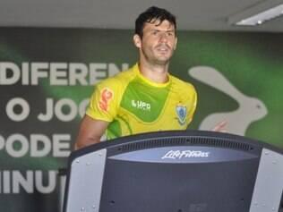 Zagueiro Wesley Matos estava no Tupi antes de se transferir para o América