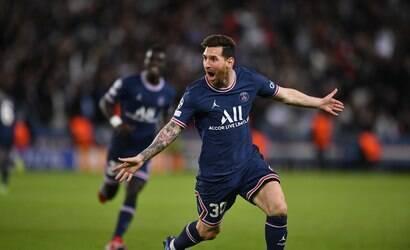Messi desencanta com golaço e PSG vence o City na Champions