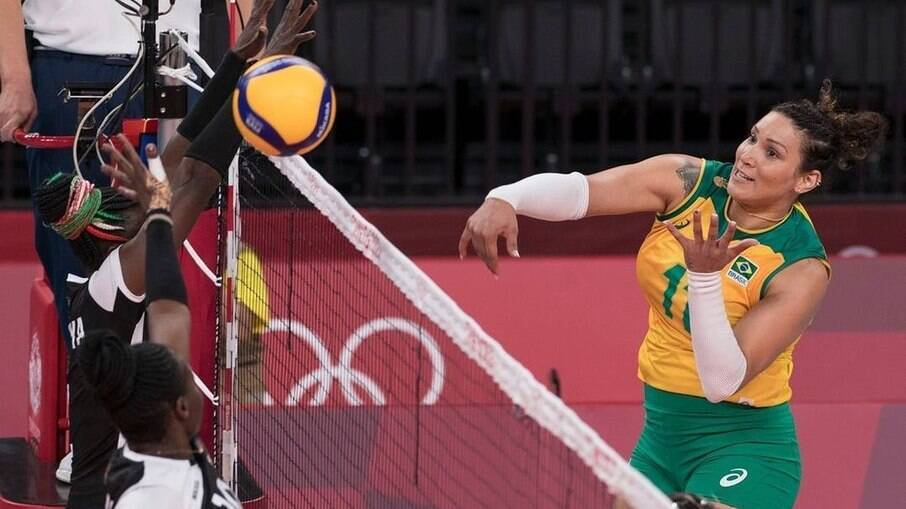 Tandara está fora dos Jogos Olímpicos de Tóquio