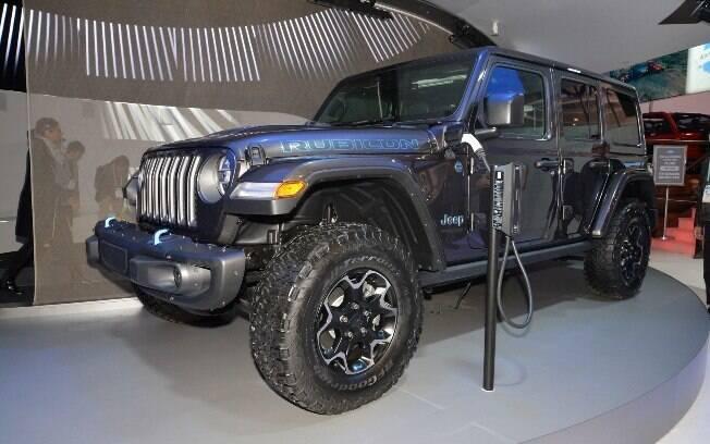 A Jeep investe numa marca contemporânea e o Wrangler terá um versão híbrida plug-in