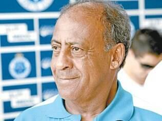 Bate-papo esportivo. O ídolo do Cruzeiro Dirceu Lopes e o jornalista Pedro Blank falarão sobre a história do craque na Rede Minas, hoje