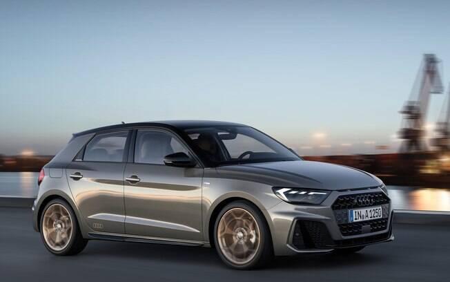 Audi A1 Sportback: nova geração do hatch fica com aspecto mais arrojado e descolado para enfrentar o Mini Cooper