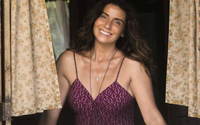Giovanna Antonelli será Luzia em
