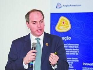 Herança:  Castellari diz que Anglo teve que corrigir problemas da MMX, a primeira dona do projeto