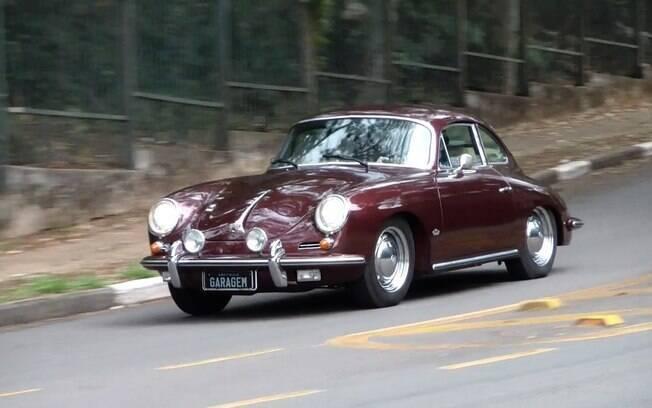 Envemo Super 90: considerada uma das réplicas mais perfeitas do Porsche 356 que se tem notícia até os dias atuais