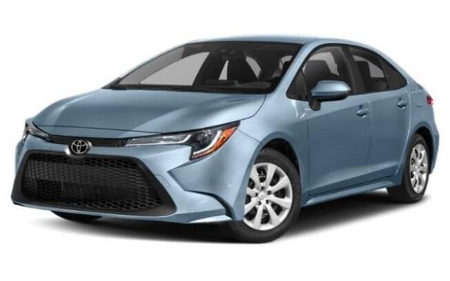 O Toyota Corolla L é o modelo